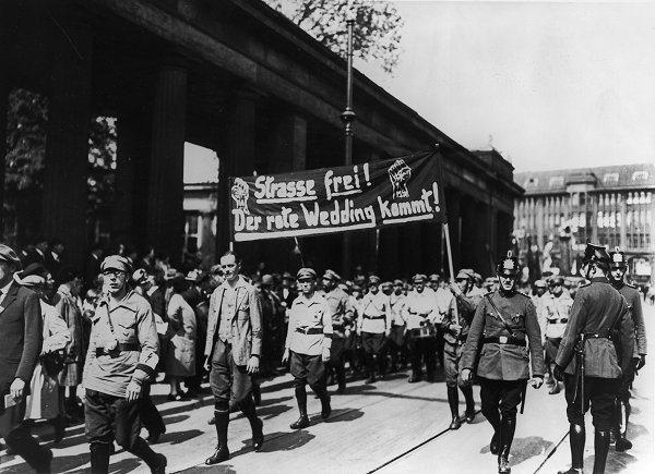 Der 1. Mai als Kampftag der Arbeiter_innenbewegung fällt im Saarland mal wieder aus