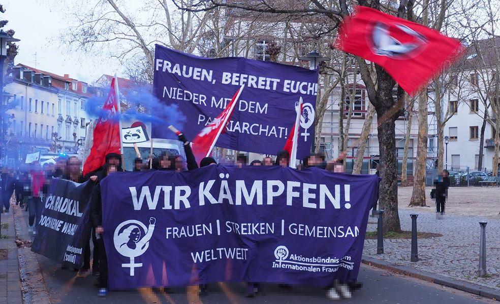 Frauenkampftag 2019